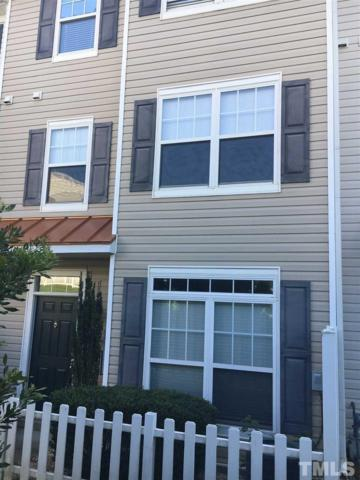 2200 Valley Edge Drive #107, Raleigh, NC 27614 (#2209299) :: Raleigh Cary Realty