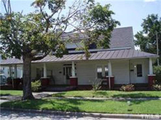 404 E Hill Street, Benson, NC 27504 (#2209344) :: Kim Mann Team