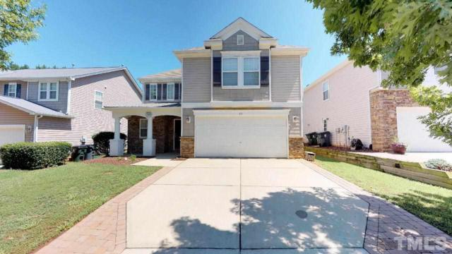 304 Amacord Way, Holly Springs, NC 27540 (#2209348) :: The Jim Allen Group
