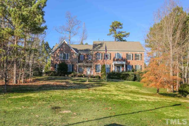 34 Grassy Creek Way, Chapel Hill, NC 27517 (#2209360) :: The Jim Allen Group