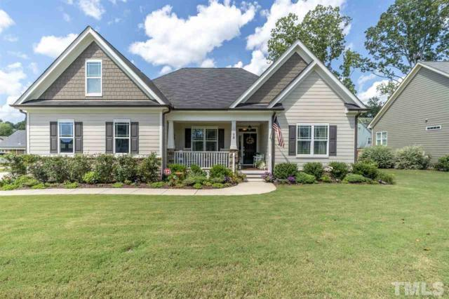 10 Shamrock Lane, Youngsville, NC 27596 (#2209370) :: The Jim Allen Group