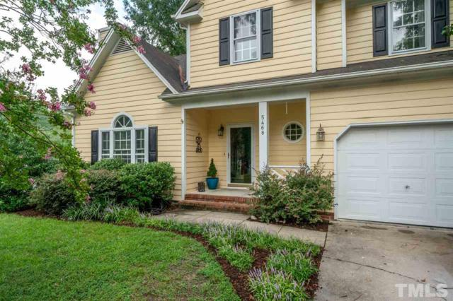 5468 Ingate Way, Raleigh, NC 27613 (#2209394) :: Raleigh Cary Realty