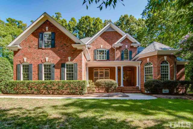 2103 Vintage Hill Drive, Durham, NC 27712 (#2209406) :: Raleigh Cary Realty