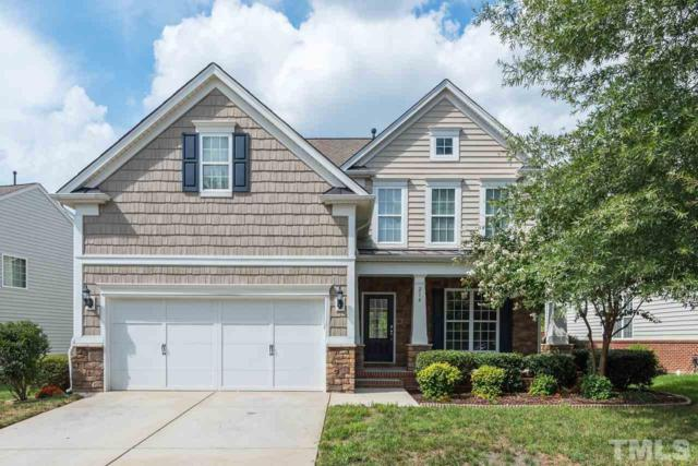 214 Euphoria Circle, Cary, NC 27519 (#2209416) :: The Abshure Realty Group