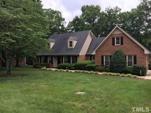 523 Clarion Drive, Durham, NC 27705 (MLS #2209423) :: The Oceanaire Realty