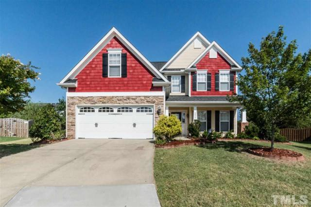 3025 Homebrook Lane, Morrisville, NC 27560 (#2209431) :: Raleigh Cary Realty