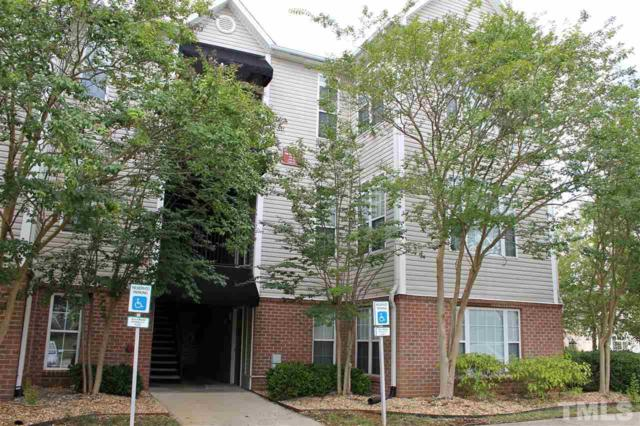 2500-301 Friedland Place #301, Raleigh, NC 27617 (#2209448) :: Rachel Kendall Team