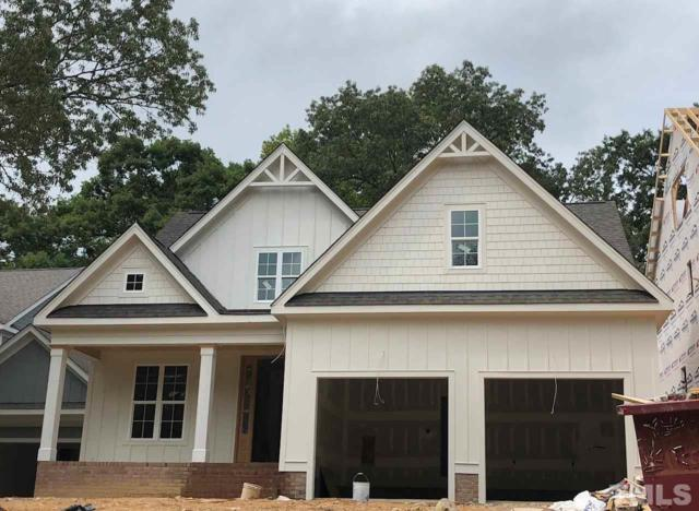 122 W Circle Drive, Cary, NC 27511 (#2209466) :: The Jim Allen Group