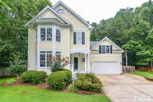 107 Fern Berry Court, Apex, NC 27502 (#2209483) :: The Jim Allen Group