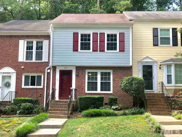 209 Barbary Court, Cary, NC 27511 (#2209537) :: The Jim Allen Group