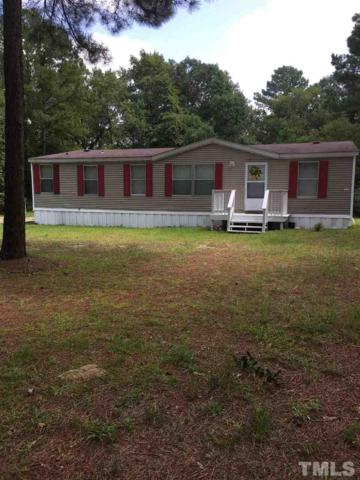 2315 Sheriff Watson Road, Sanford, NC 27332 (#2209548) :: The Perry Group