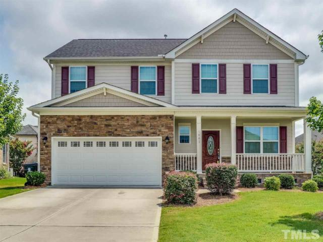 1003 Brintons Mill Lane, Knightdale, NC 27545 (#2209557) :: The Jim Allen Group