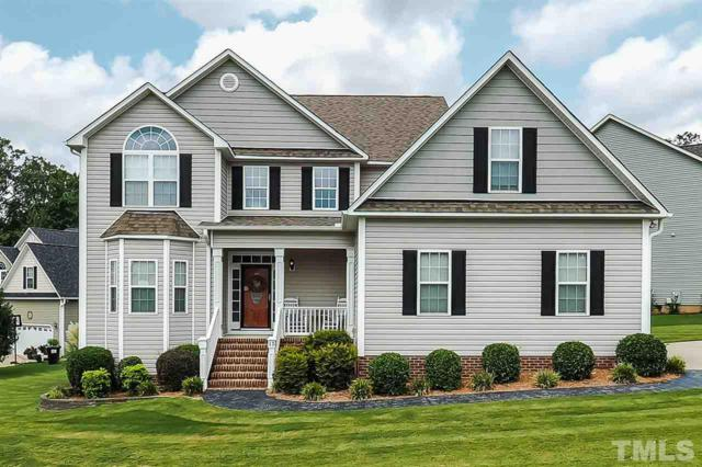 15 Falling Oak Court, Clayton, NC 27520 (#2209591) :: The Abshure Realty Group