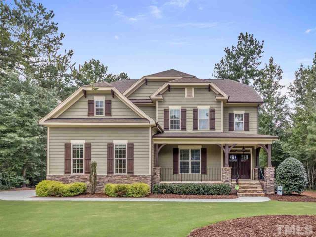 651 Cabin Creek, Pittsboro, NC 27312 (#2209598) :: RE/MAX Real Estate Service