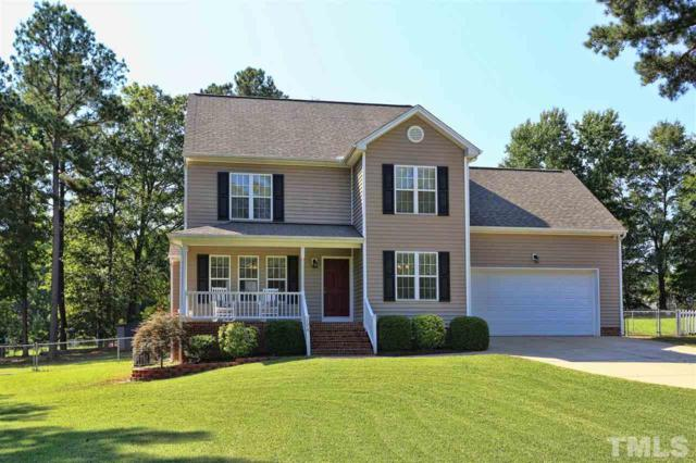 176 Hillsdale Drive, Clayton, NC 27527 (#2209613) :: The Abshure Realty Group