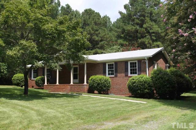 3112 Cool Spring Drive, Chapel Hill, NC 27514 (#2209624) :: The Jim Allen Group