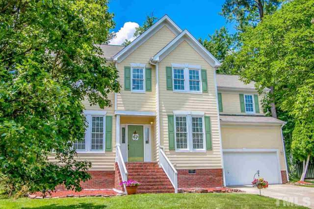 109 Connelly Springs Place, Cary, NC 27519 (#2209627) :: The Jim Allen Group
