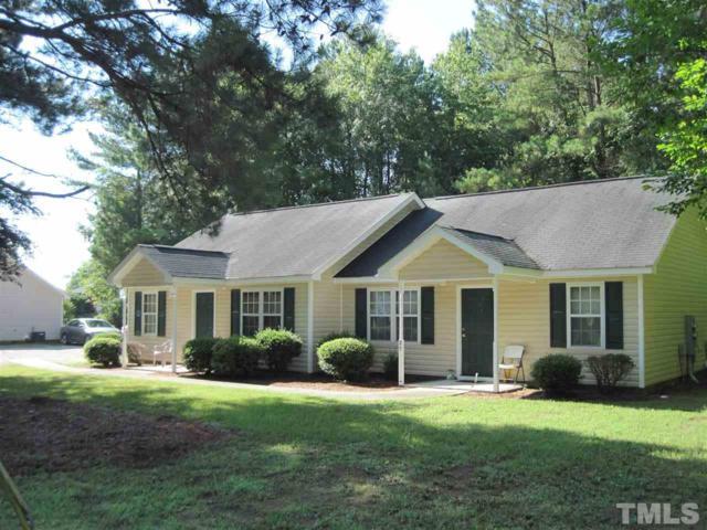 20,10,15,25 Studio Lane, Franklinton, NC 27525 (#2209634) :: Better Homes & Gardens | Go Realty