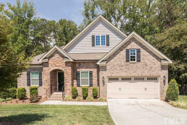 115 Sutton Springs Drive, Garner, NC 27529 (#2209667) :: The Jim Allen Group