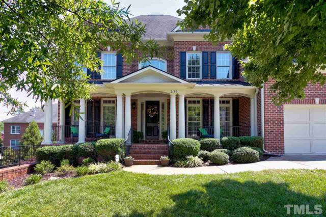 2130 Crigan Bluff Drive, Cary, NC 27513 (#2209677) :: The Jim Allen Group