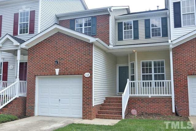 112 Grand Springs Court #0, Garner, NC 27529 (#2209678) :: The Abshure Realty Group