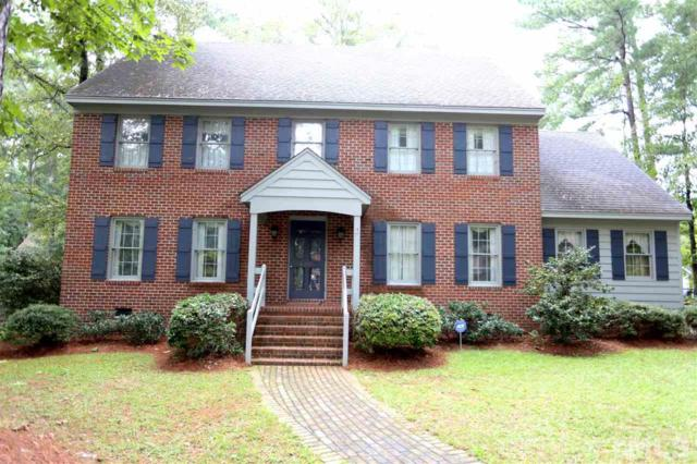 1206 Chestnut Drive, Smithfield, NC 27577 (#2209717) :: The Perry Group
