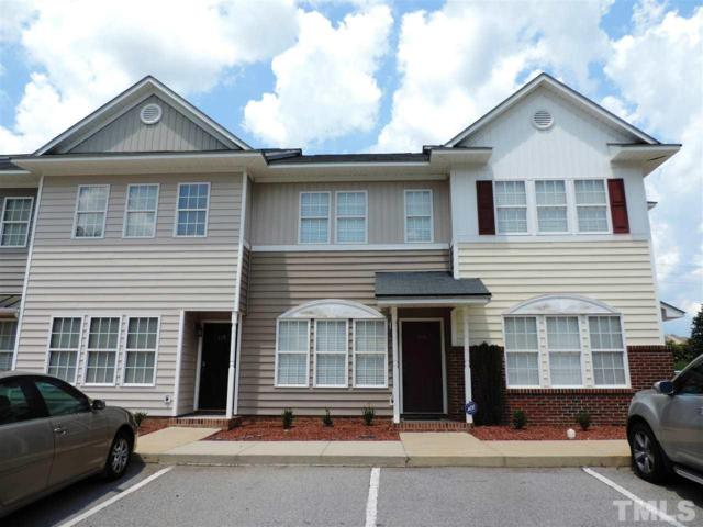 705 Glen Road #116, Garner, NC 27529 (#2209762) :: The Jim Allen Group