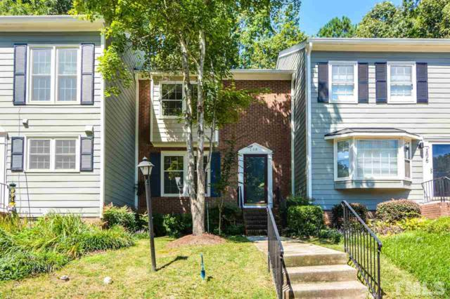 208 Bay Drive, Cary, NC 27511 (#2209764) :: The Jim Allen Group
