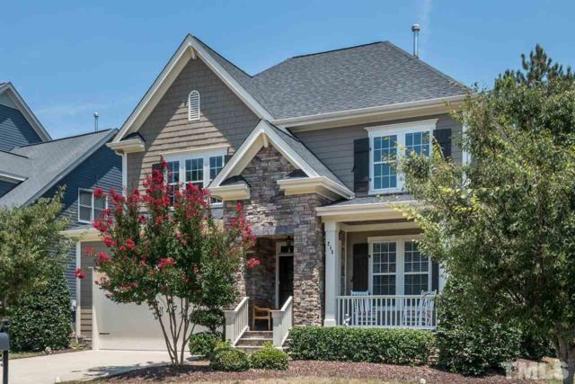 213 Streamwood Drive, Holly Springs, NC 27540 (#2209780) :: Raleigh Cary Realty