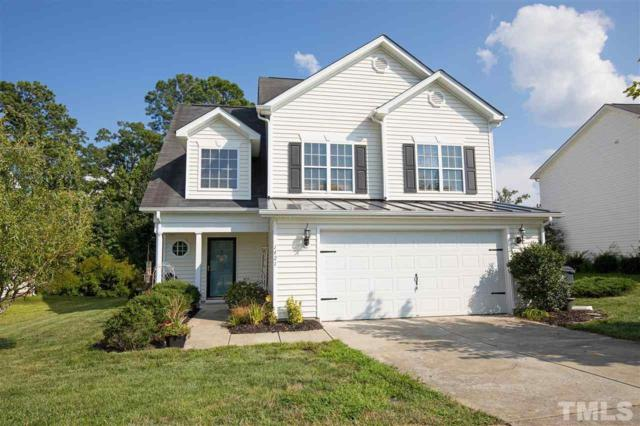 1421 Dexter Ridge Drive, Holly Springs, NC 27540 (#2209783) :: Raleigh Cary Realty