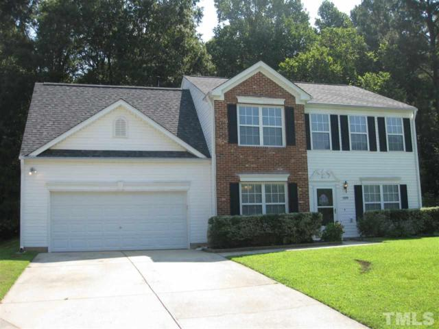 1109 Faithful Place, Wake Forest, NC 27587 (#2209813) :: The Abshure Realty Group