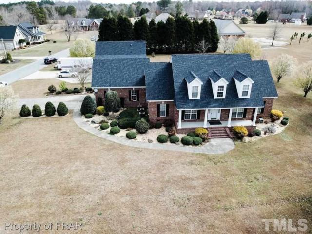 3915 Final Approach Drive, Allen, NC 28312 (#2209839) :: RE/MAX Real Estate Service