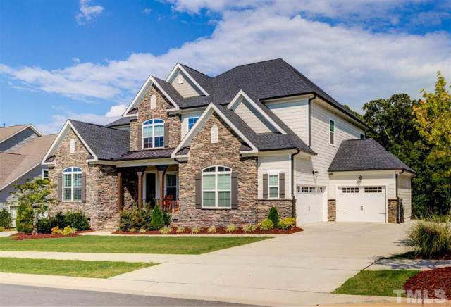 109 Utley Bluffs Drive, Holly Springs, NC 27540 (#2209863) :: The Jim Allen Group