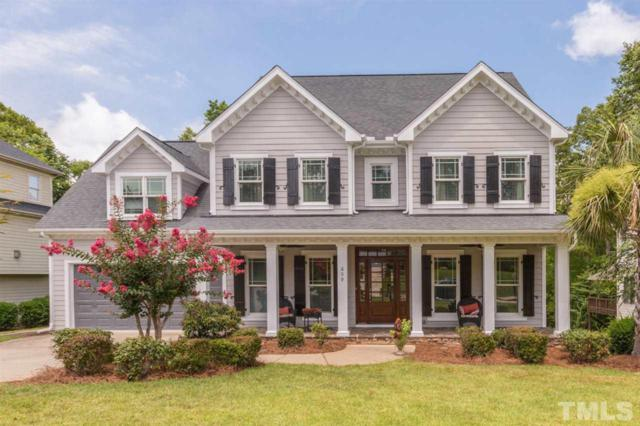 609 Wescott Ridge Drive, Holly Springs, NC 27540 (#2209880) :: Raleigh Cary Realty