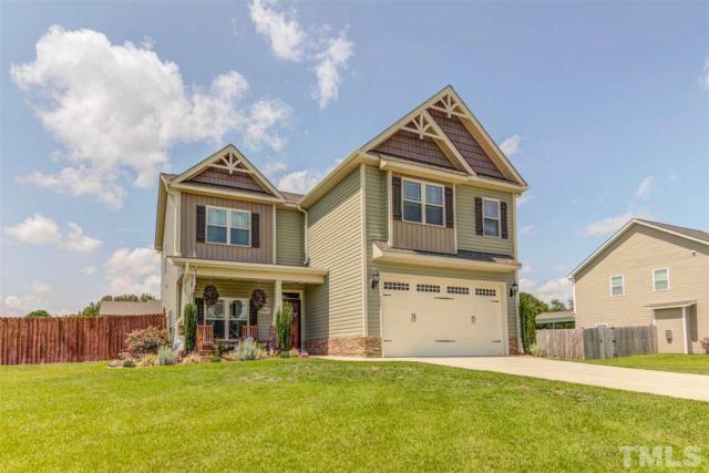 207 Ingram Fields Drive, Goldsboro, NC 27530 (#2209994) :: The Perry Group