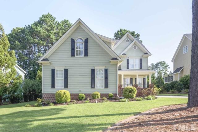 209 Lansbrooke Lane, Apex, NC 27502 (#2210024) :: The Abshure Realty Group