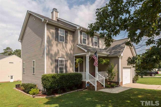 101 Holly Thorn Trace, Holly Springs, NC 27540 (#2210035) :: The Abshure Realty Group