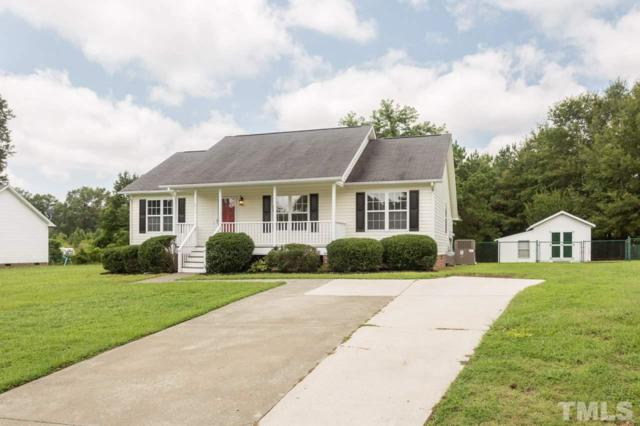 611 N Pine Street, Creedmoor, NC 27522 (#2210063) :: Better Homes & Gardens | Go Realty