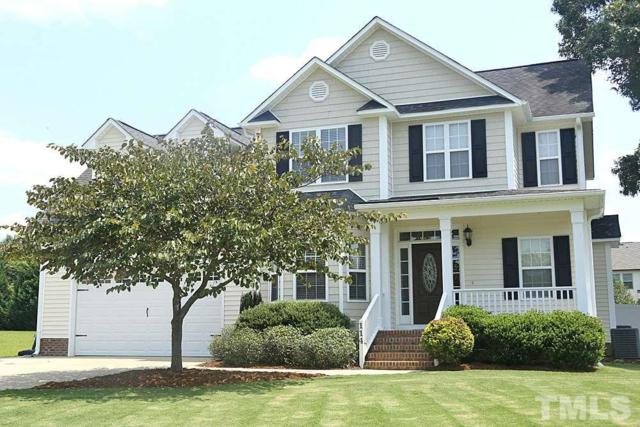 114 Boone Trail, Garner, NC 27529 (#2210074) :: The Abshure Realty Group
