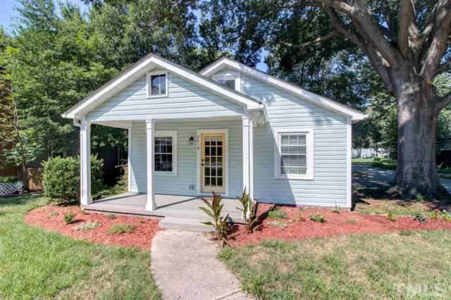 2219 Albany Street, Durham, NC 27705 (#2210079) :: Better Homes & Gardens | Go Realty