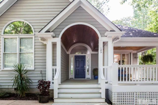 109 Hardwick Place, Chapel Hill, NC 27516 (#2210094) :: Raleigh Cary Realty