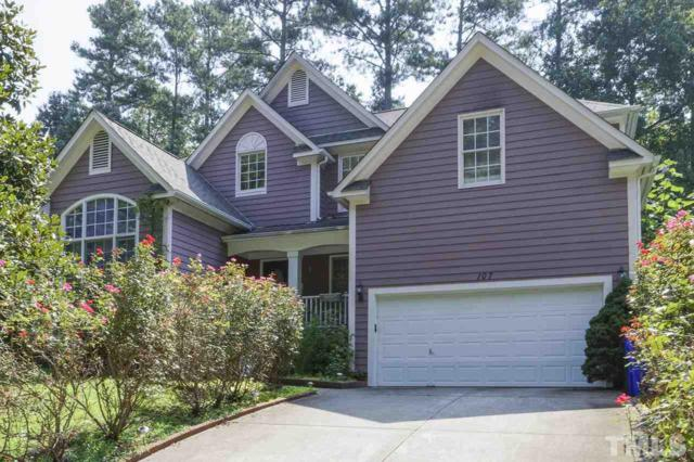 107 Lonebrook Drive, Chapel Hill, NC 27516 (#2210103) :: Raleigh Cary Realty