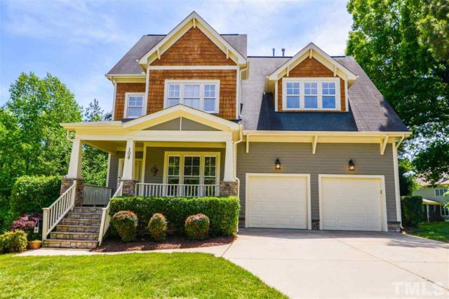 108 Oakboro Glen Court, Holly Springs, NC 27540 (#2210106) :: Saye Triangle Realty