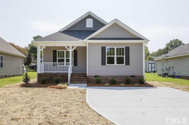 613 S Orange Avenue, Dunn, NC 28334 (#2210108) :: Better Homes & Gardens | Go Realty