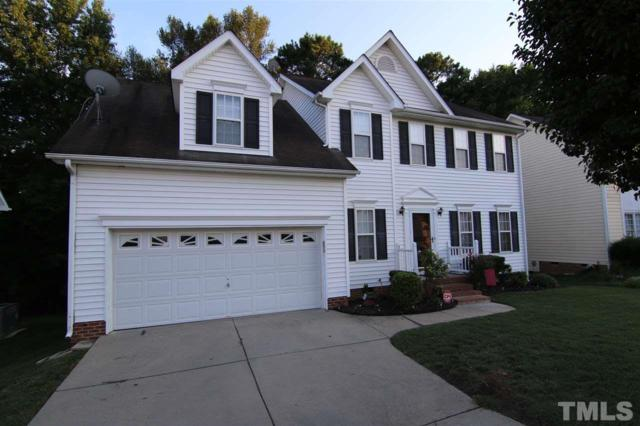 5616 Brookshadow Drive, Raleigh, NC 27610 (#2210160) :: The Abshure Realty Group