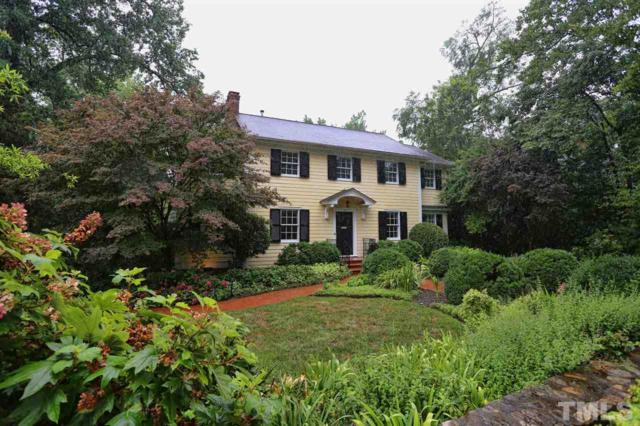 720 Gimghoul Road, Chapel Hill, NC 27514 (#2210169) :: The Perry Group
