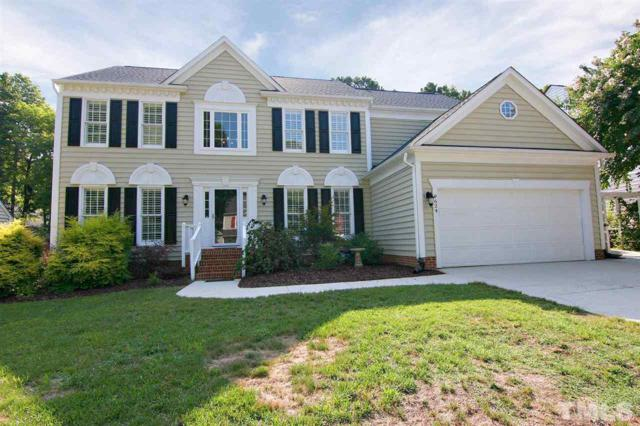 9624 Miranda Drive, Raleigh, NC 27617 (#2210180) :: The Abshure Realty Group