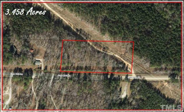 0 Cass Holt Road, Holly Springs, NC 27540 (#2210197) :: Saye Triangle Realty