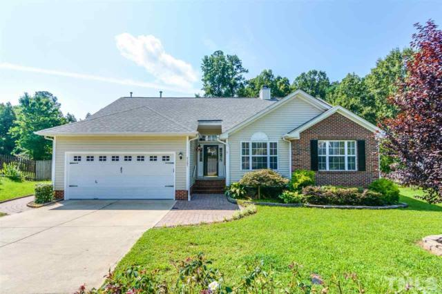 2307 Speckled Alder Court, Apex, NC 27523 (#2210222) :: Rachel Kendall Team