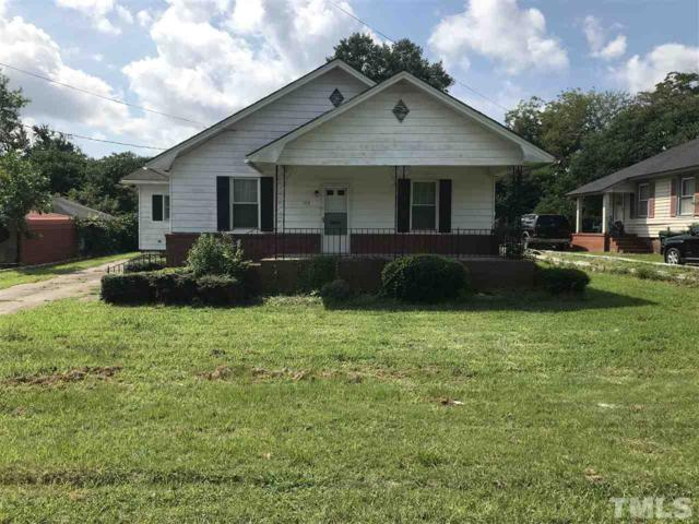 105 W D Street, Erwin, NC 28339 (#2210255) :: The Abshure Realty Group